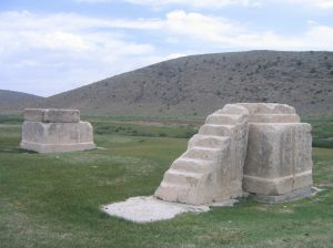 مجموعه ی پاسارگاد شیراز