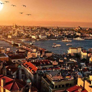 تور استانبول بهار 99