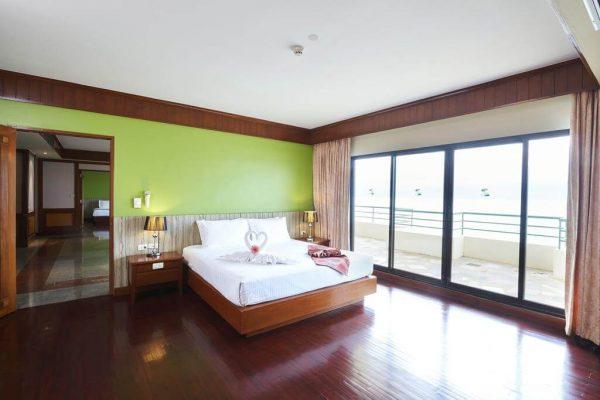 Garden Sea View Resort Hotel Pattaya