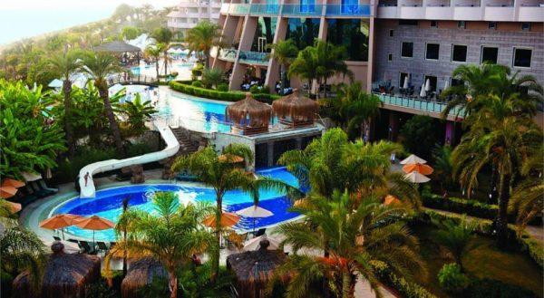 هتل لانگ بیچ ریزورت آنتالیا