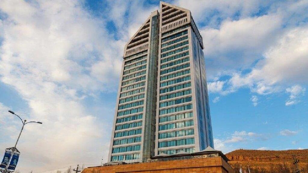 CHAMRAN GRAND HOTEL SHIRAZ