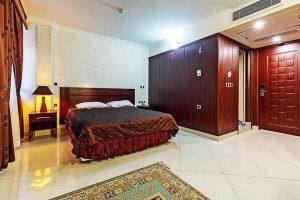 مشخصات هتل ارم مشهد