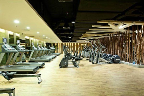 هتل برج جی کوالالامپور