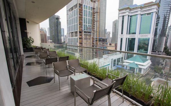 رزرو هتل مایا کوالالامپور