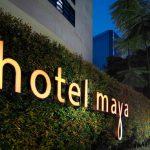 مایا هتل کوالالامپور مالزی