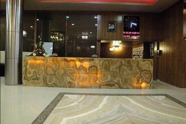 رزرو هتل پارمیدا مشهد
