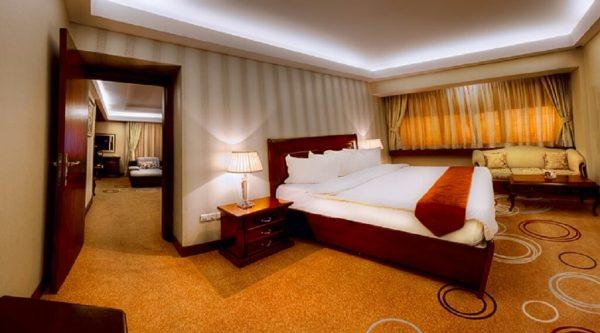 قیمت هتل بزرگ شیراز