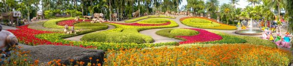 باغ گرمسیری نانگ نوچ پاتایا
