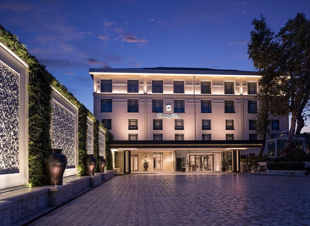 هتل شانگری لا استانبول