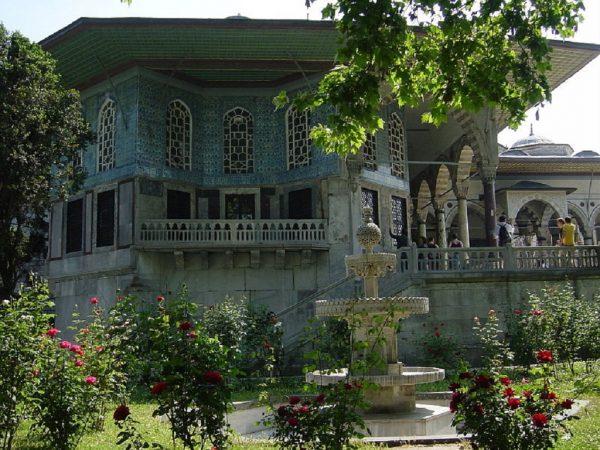topkapi palace istanbul