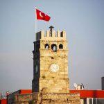 clock tower antalya