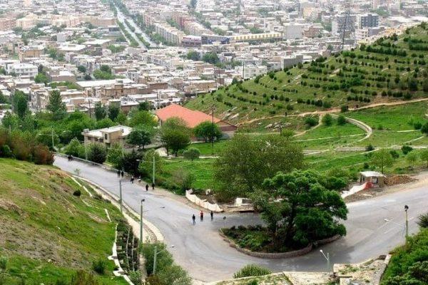 پارک جمشیدیه تهران