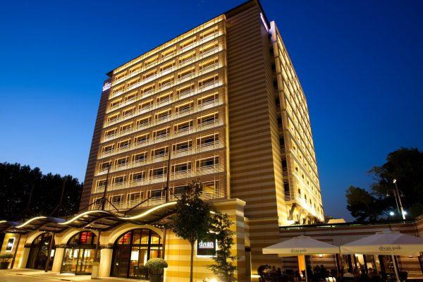 divan hotel istanbul هتل دیوان استانبول