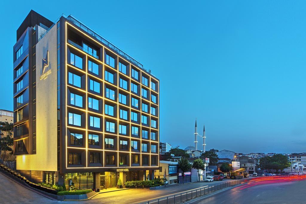 NAZ CITY HOTEL TAKSIM ISTANBUL
