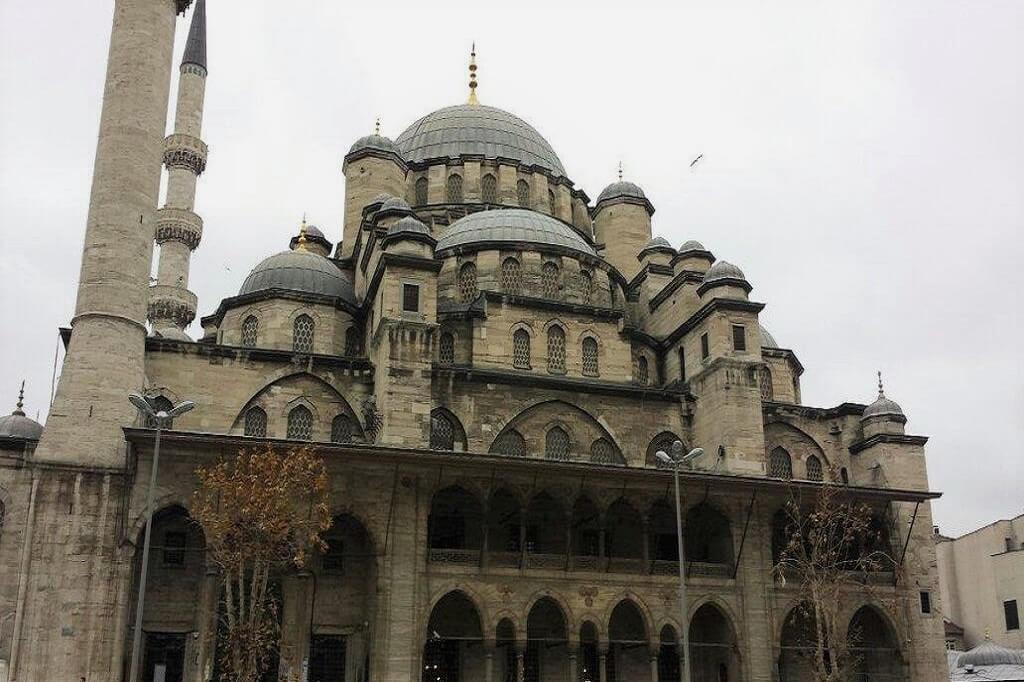 مسجدرستم پاشا استانبول