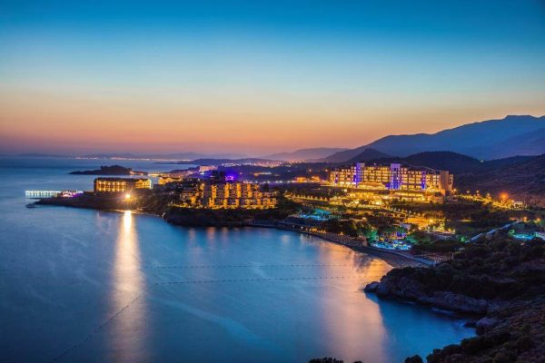 ARIA CLAROS BEACH & SPA RESORT HOTEL KUSADASI