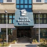 ARYO BARZAN HOTEL SHIRAZ