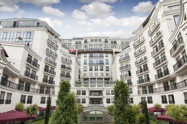 CVK PARK BOSPHORS HOTEL ISTANBUL هتل سی وی کی پارک بسفروس استانبول