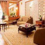 هتل بین الملی قصر طلایی مشهد