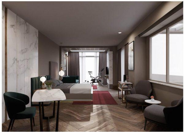 هتل شروود اکسکلوسیو لارا آنتالیا