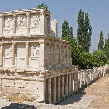 شهر باستانی آفرودیسیاس کوش آداسی