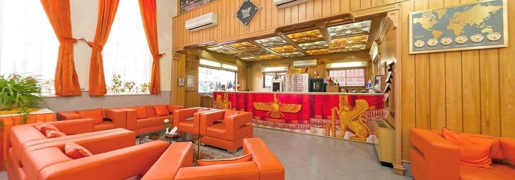 PARSE HOTEL SHIRAZ
