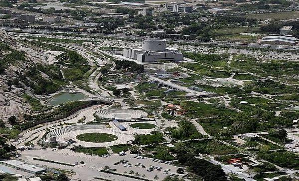 Park Kooh Sangi Mashhad