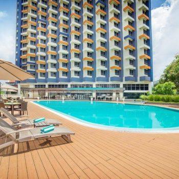 هتل اوک وود رزیدنس کوالالامپور