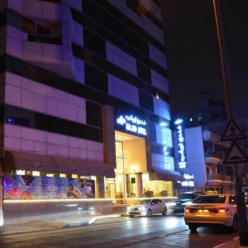 orchid hotel dubai هتل ارکید دبی