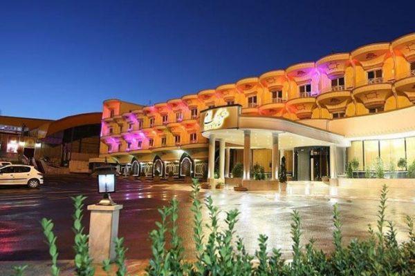 eram grand hotel tehran هتل بزرگ ارم تهران
