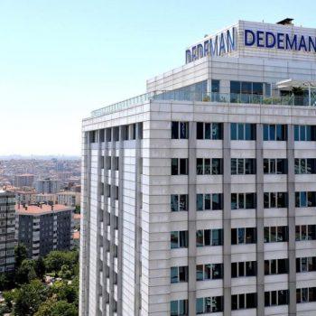 هتل ددمان استانبول