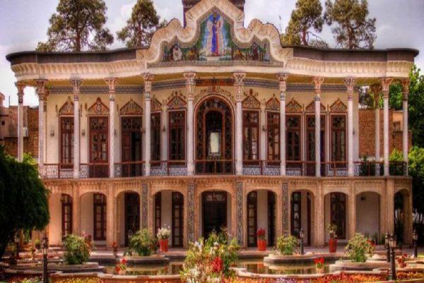 Emarat Kolah Farangi Shiraz