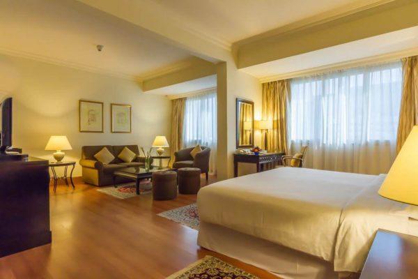 هتل گرند اکسلسیور دیره Grand Excelsior Hotel Deira