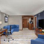 HILTON BOSPHORUS HOTEL ISTANBUL هتل هیلتون بسفروس استانبول