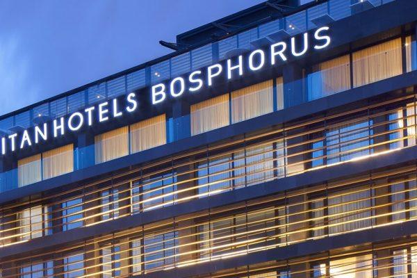 HOTEL METROPOLITAN BOSPHORUS ISTANBUL هتل متروپولیتن بسفروس استانبول
