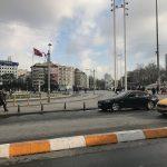Istanbul Taksim Square