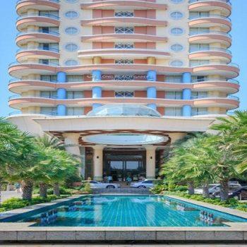 Long Beach Garden Hotel Pattaya & Pavilions
