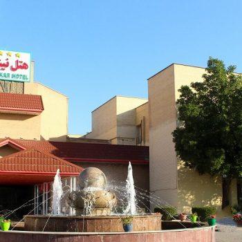 neyshekar hotel ahvaz