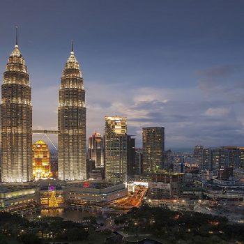 برج های دو قلو پتروناس کوالالامپور