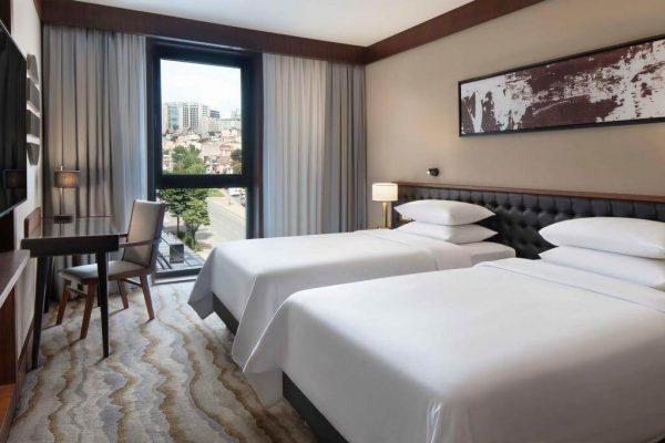 SHERATON CITY CENTER ISTANBUL هتل شرایتون سیتی سنتر استانبول