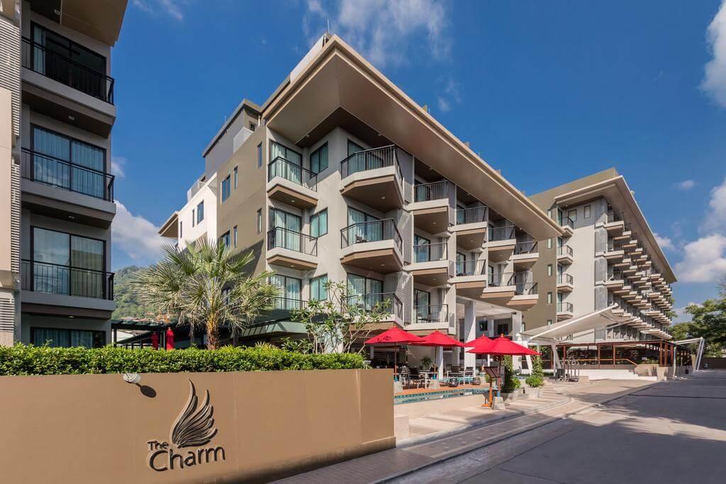 The Charm Resort Hotel Phuket