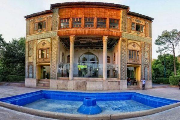Bagh Delgosha Shiraz