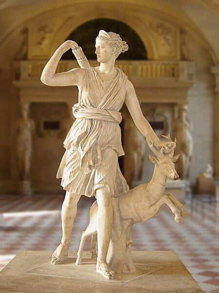 Goddess Artemis Kusadasi