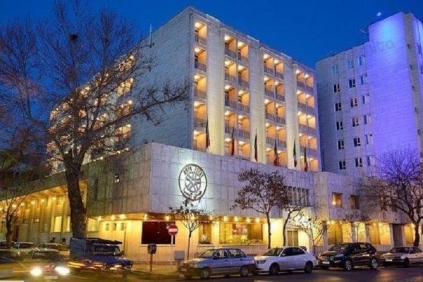 asia hotel mashhad هتل آسیا مشهد