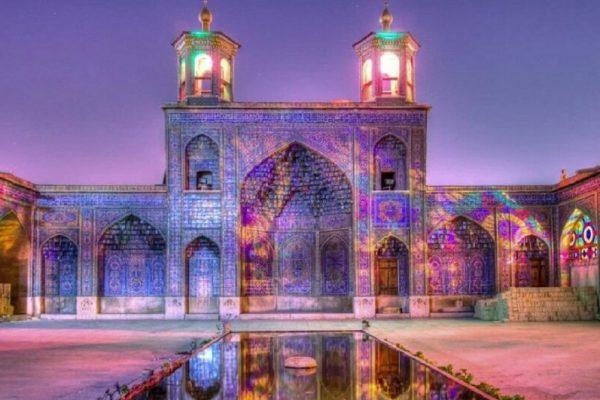 Masjed Nasiralmolk Shiraz
