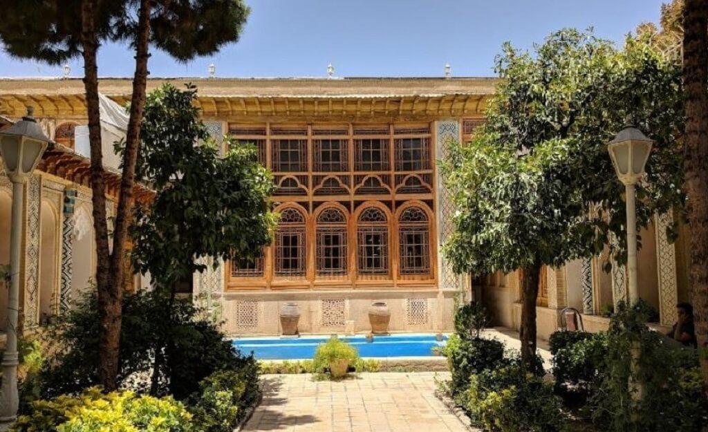 موزه هنر مشکین فام شیراز