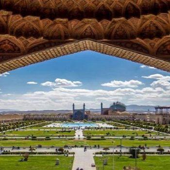 Meydan Naghshe Jahan Isfahan