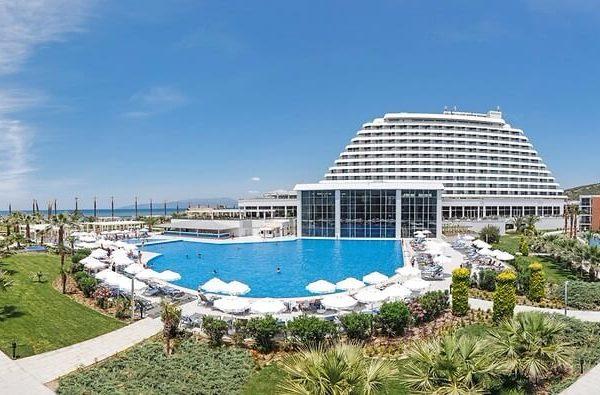 Palm Wings Ephesus Beach Resort Hotel Kusadasi