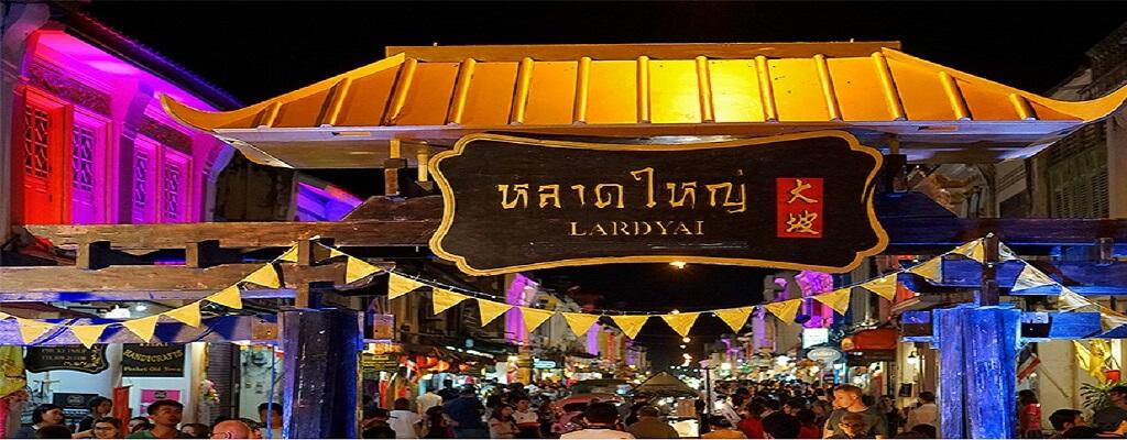 Walking Street Market Phuket