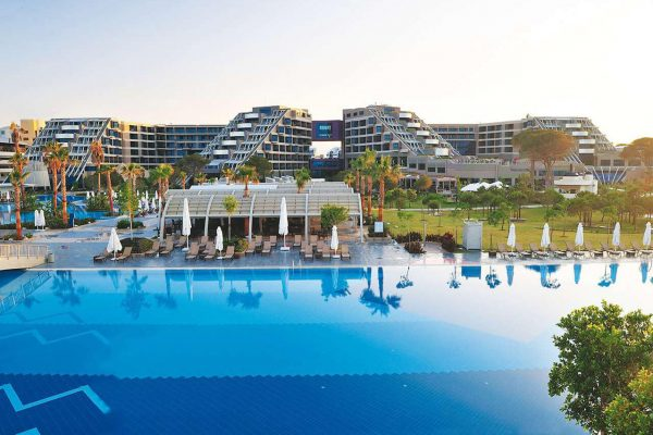 Susesi Luxury Resort Hotel Antalya